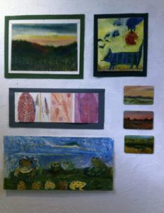 July Show -- Brattleboro West Art Group
