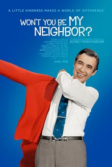 """Movie: """"Won't You Be My Neighbor"""""""