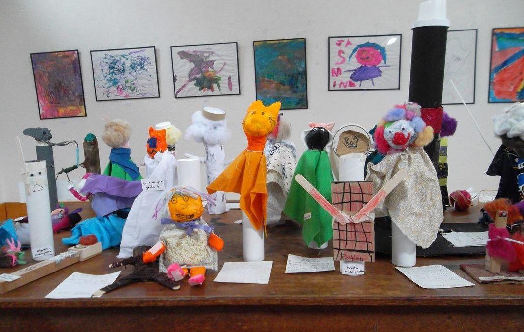 Children's Art Show — NewBrook & Townshend