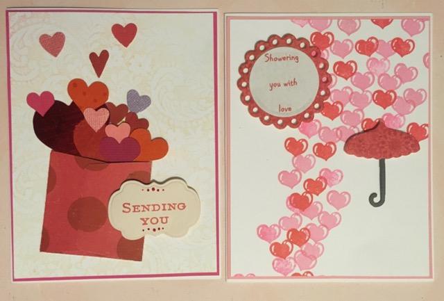 Valentine Card Making Workshop