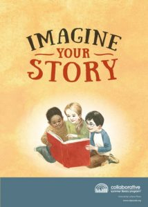 """Imagine Your Story"" Reading & Activities"